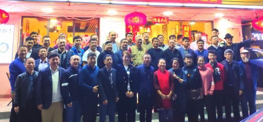 深圳龙bwin下载绿色食品分会举办新春联谊会